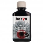 Tusz Barva do Brother LC-1000 - Czarny 180 ml.