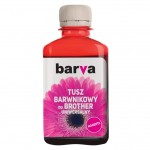 Tusz uniwersalny Barva do Brother - Magenta 180 ml.