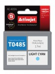 Tusz ActiveJet do Epson T0485 - Light Cyan (17 ml)