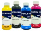 Tusze InkTec Pigment do HP OfficeJet 970/971 - komplet 4x100 ml.