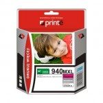 Tusz Printé do HP 940M XL (C4908AE) - Magenta (24 ml)