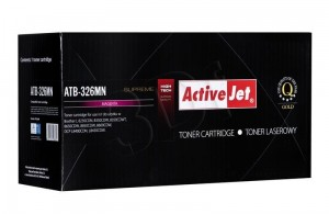 Toner do Brother TN326 - Zamiennik Activejet - Magenta 3500 stron
