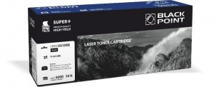 Toner do Brother TN326 - Zamiennik Black Point - Czarny 6000 stron