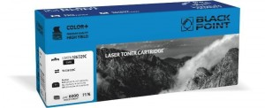 Toner do Brother TN326 - Zamiennik Black Point - Cyan 6000 stron